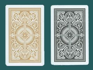 Kem Cards-Arrow black/gold collection with 1 products