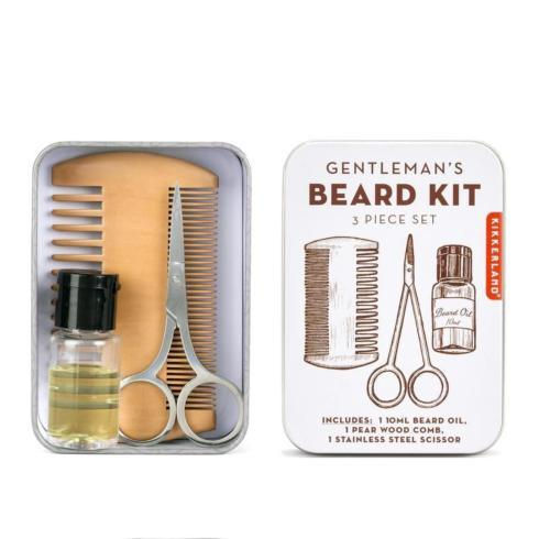 Gentleman's Beard Kit collection with 1 products