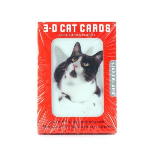 3D Cat Playing Cards collection with 1 products