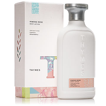 Kimono Rose Body Lotion collection with 1 products