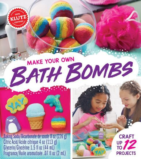 Make Your Own Bath Bombs collection with 1 products