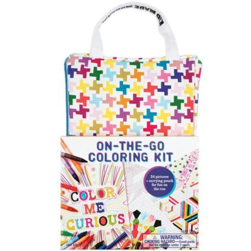 $11.95 On The-Go Coloring Kit