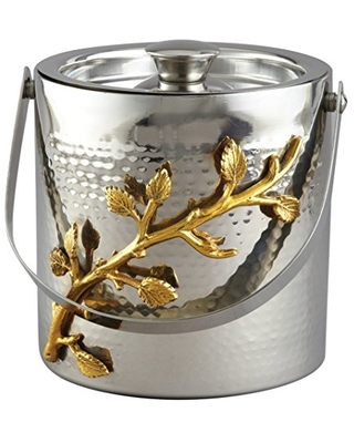 Pieces of Eight Exclusives   Hammered Ice Bucket/Lid $68.00