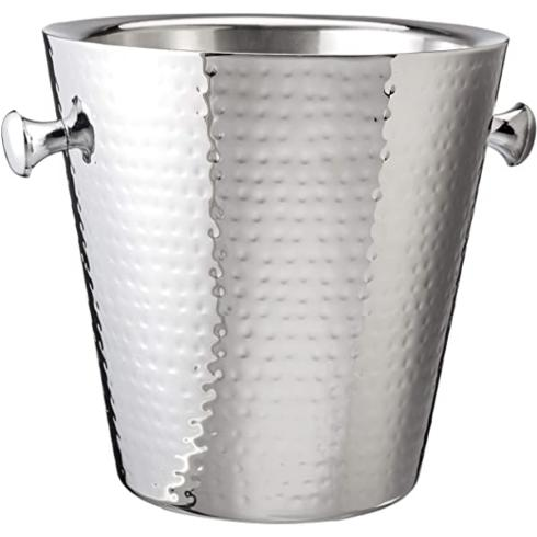 Pieces of Eight Exclusives   Hammered Wine Bucket $69.50