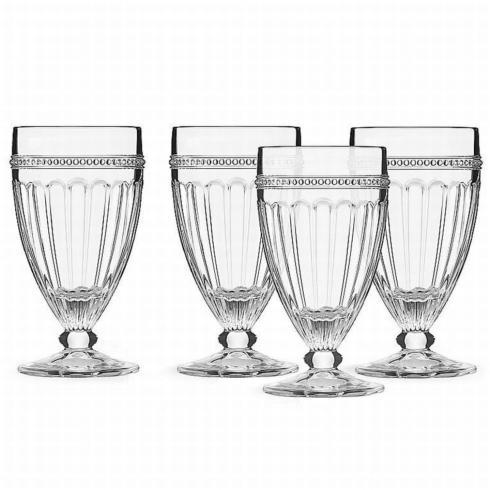 French Perle All Purpose Goblet/4 collection with 1 products