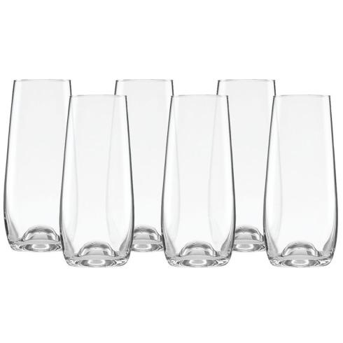 Tuscany Classic Stemless Flutes/6 collection with 1 products