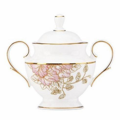 Painted Camellia Sugar Bowl collection with 1 products