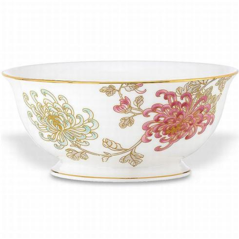 Painted Camellia Serving Bowl collection with 1 products