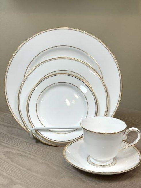 Lenox   Federal Gold 5 Piece Place Setting $116.20