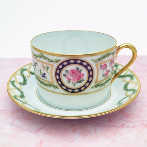 Louveciennes Cup & Saucer collection with 1 products