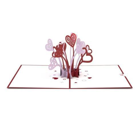 $10.95 Pop up Card-Love Explosion
