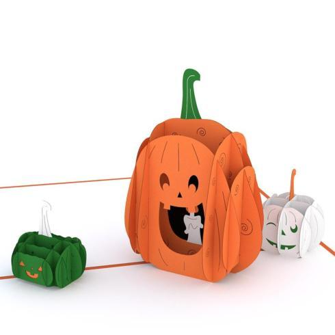 $10.95 Pop Up Card-Jack-o-lantern
