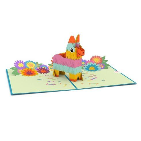 $13.95 Pop Up Card-Pinata