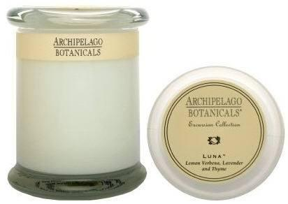 $25.95 Luna Glass Jar Candle