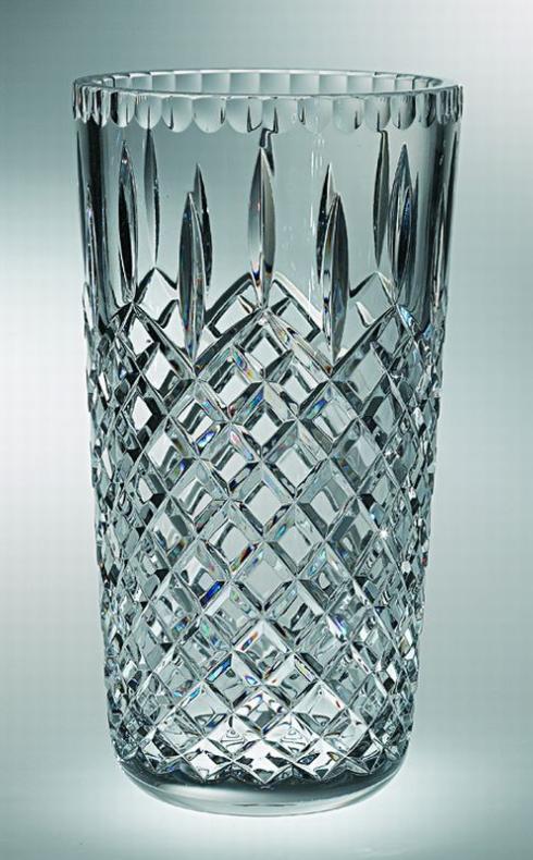 "$115.00 Crystal Vase-10"""