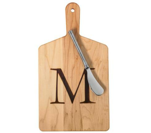 $29.50 Maple Cheese Board-D