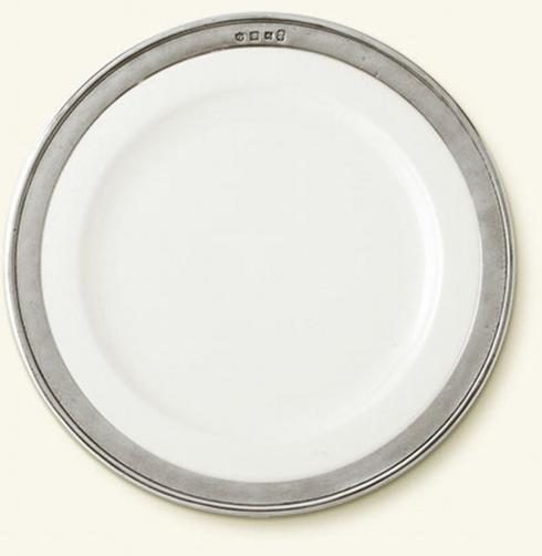 Match   Convivio White Dinner Plate $132.00