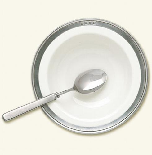 Match   Convivio White Cereal Bowl $126.00