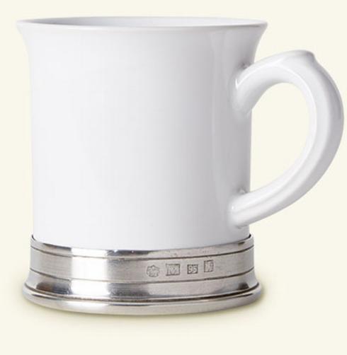 Match   Convivio White Mug $84.00
