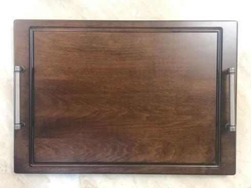 Serving Tray-Tobacco Brown collection with 1 products