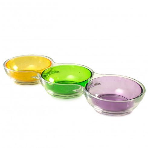 Mardi Gras Snack Server collection with 1 products