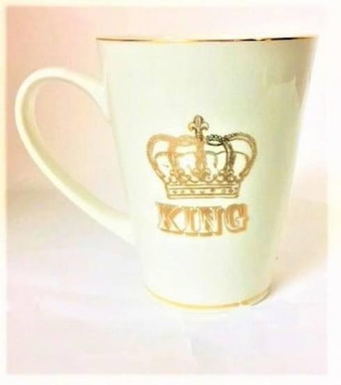 $11.95 Mardi Gras Collection Mug-King