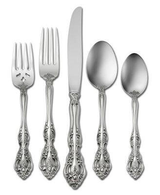 Michelangelo Flatware 5PPS collection with 1 products
