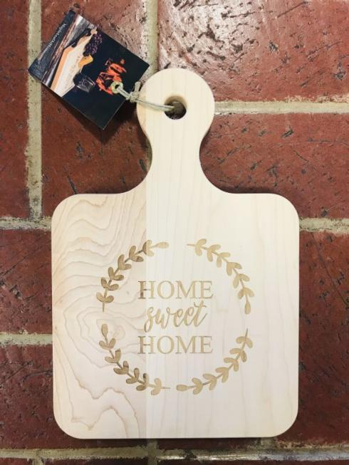 $48.00 Cutting Board-Home Sweet Home