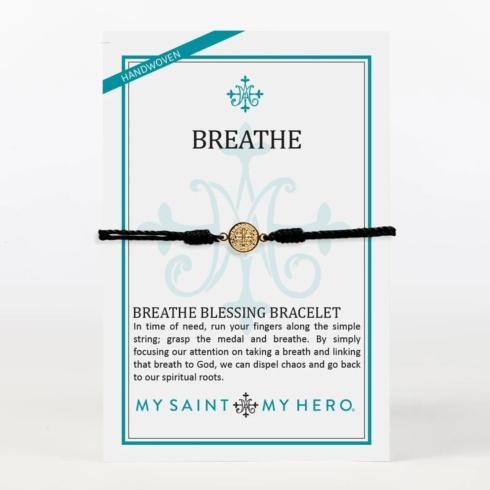 $16.00 Breathe Blessing Bracelet
