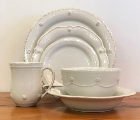 Pieces of Eight Exclusives   Berry and Thread by Juliska Six Piece Place Setting  $210.00