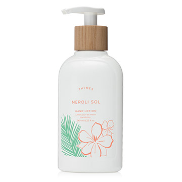 Neroli Sol Hand Lotion collection with 1 products
