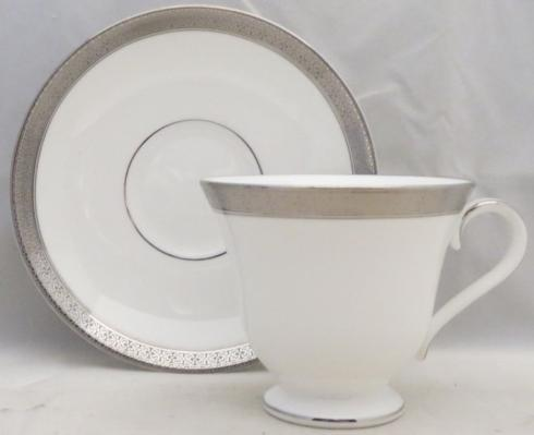 Newgrange Platinum Cup/Saucer collection with 1 products