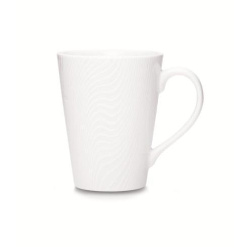 $11.00 Wow Swirl White Mug