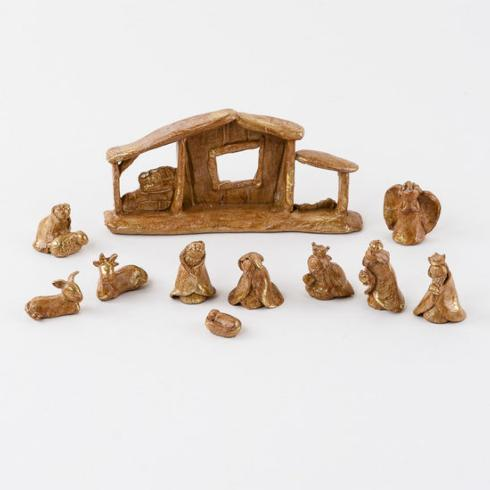 Pieces of Eight Exclusives   Nativity-11 piece $25.95