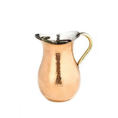 Copper Hammered Pitcher collection with 1 products