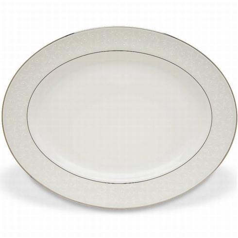 Opal Innocence Oval Platter collection with 1 products