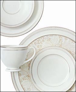 $19.99 Padova Dinner Plate-Discontinued