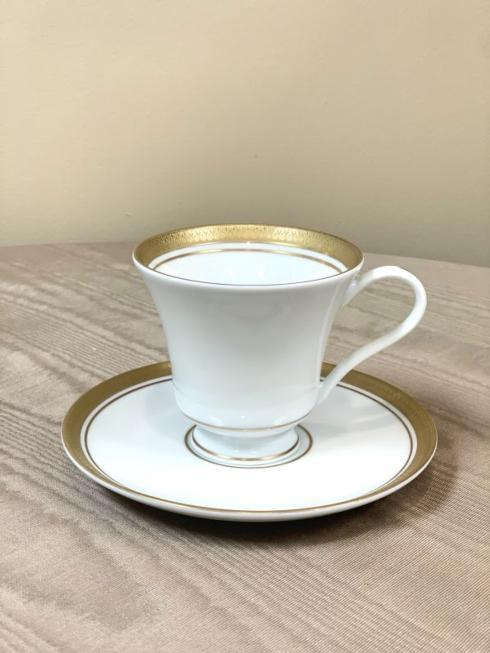 Pieces of Eight Exclusives   Palace Ultra White cup and saucer $133.00