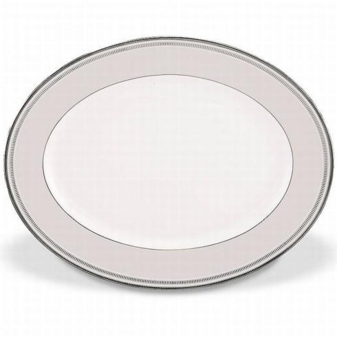 Palmetto Bay Oval Platter 13