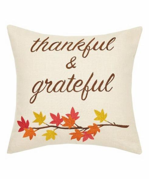 Pillow-Thankful & Grateful collection with 1 products