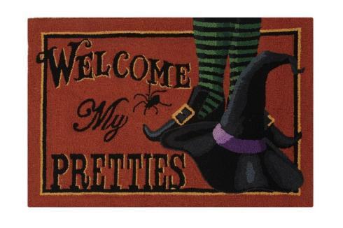 $78.00 Welcome My Pretties Door Mat