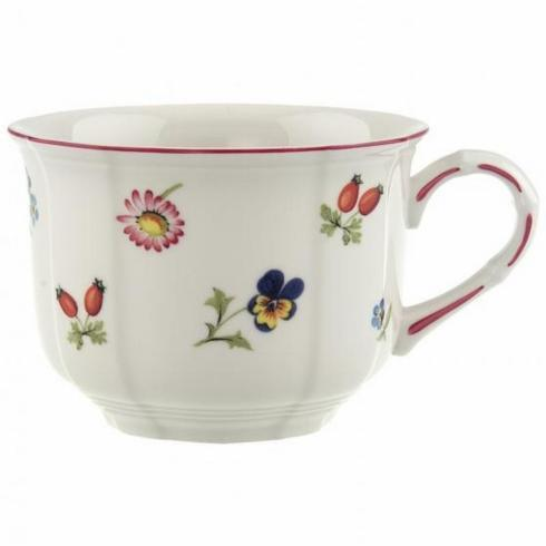 $92.80 Petite Fleur Breakfast Cup & Saucer