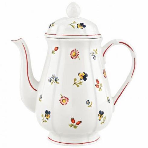 $221.60 Petite Fleur Coffee Pot