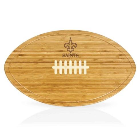 Pieces of Eight Exclusives   Saints Football Cutting Board $24.95