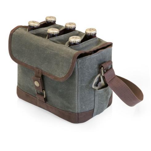 $38.50 Beer Caddy Cooler/Opener-Khaki