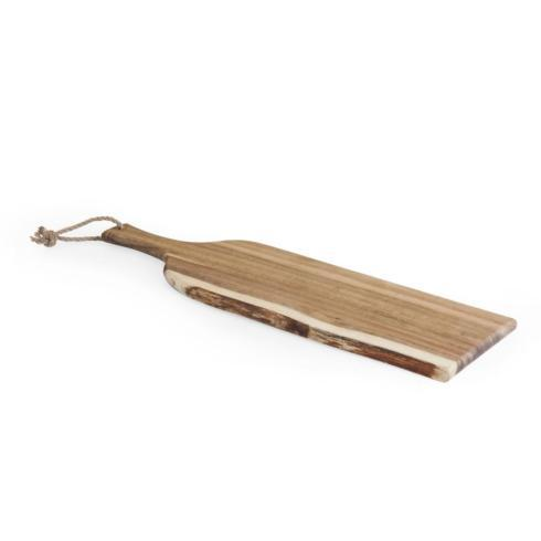"Pieces of Eight Exclusives   Artisan Serving Plank-Acacia Wood 24"" $34.95"