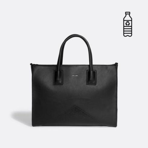 Greta Work Tote-Black collection with 1 products