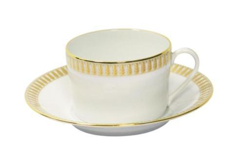 $135.00 Plumes Or Tea Cup and Saucer