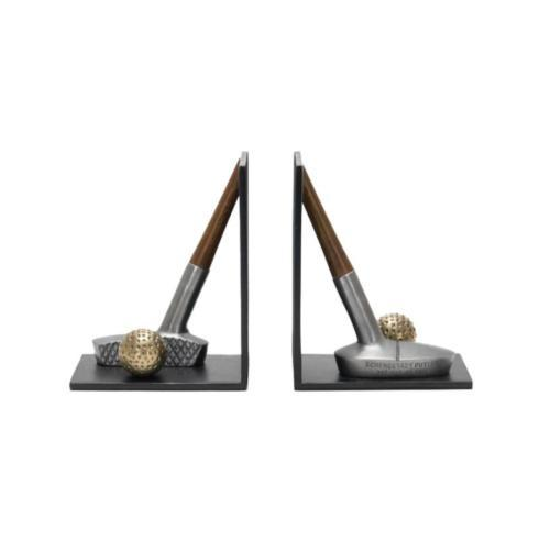 $175.00 Golf Bookends