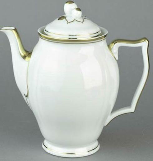Polka Gold Coffee Pot collection with 1 products
